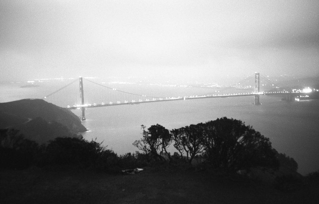 12/1/2018, Golden Gate Bridge, Olympus X-A